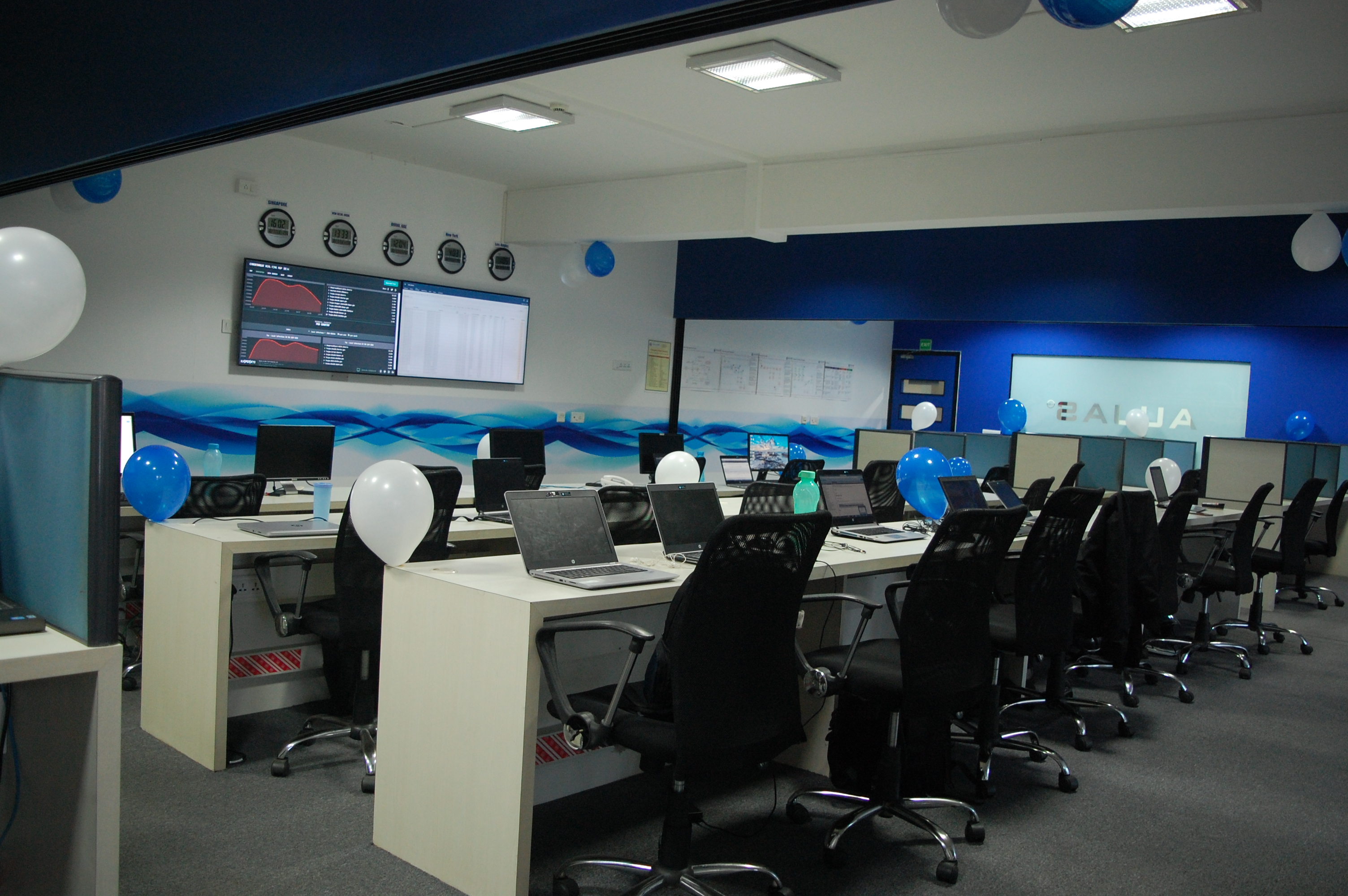 Aujas opens Security Operations Center in Bangalore | TechHerald