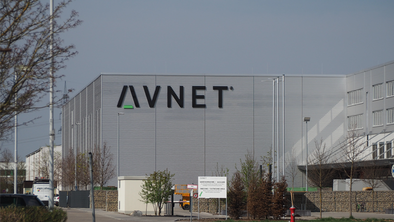 Avnet expands global distribution partnership with Microchip