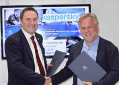 Kaspersky and INTERPOL sign pact to fight cybercrime globally