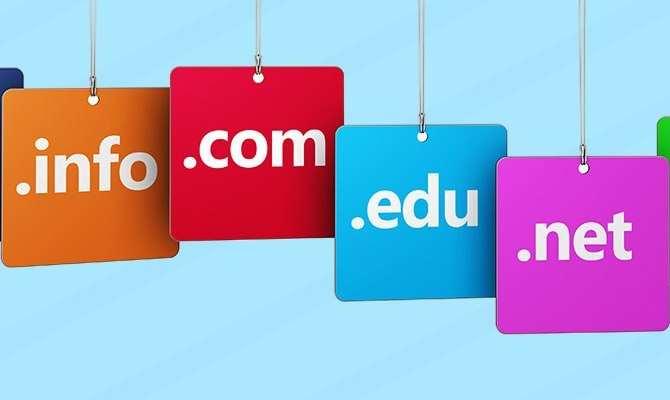 internet domain registrations