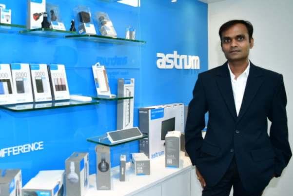 Manoj Kumar Pansari, Chairman & MD, Astrum