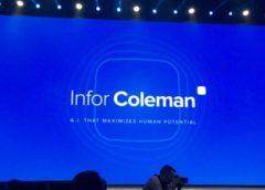 Infor Coleman AI