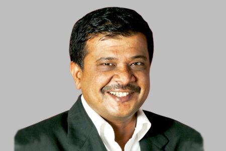 Sundar N Balasubramanian as MD India