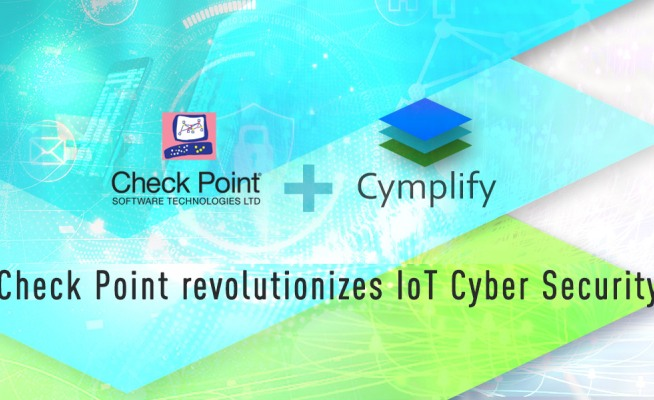 Check Point's new IoT Cybersecurity solution