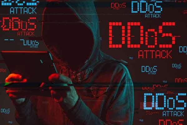 DDoS extortion attacks