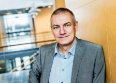 Axis Communications CTO Johan Paulsson