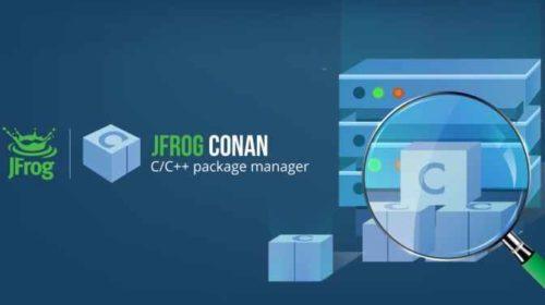 ConanCenter JFrog