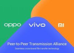 Vivo OPPO Xiaomi alliance