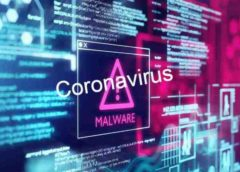 Coronavirus linked malicious files