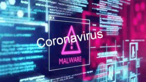Coronavirus linked malicious files