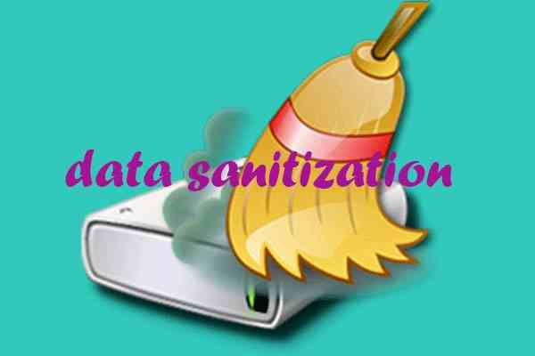 Data Sanitization