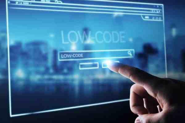 Low-code software development