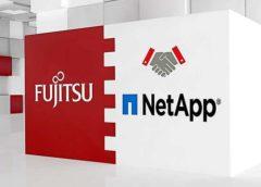 Fujitsu - Netapp expand tech partnership