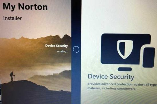 Norton 360's Device Security
