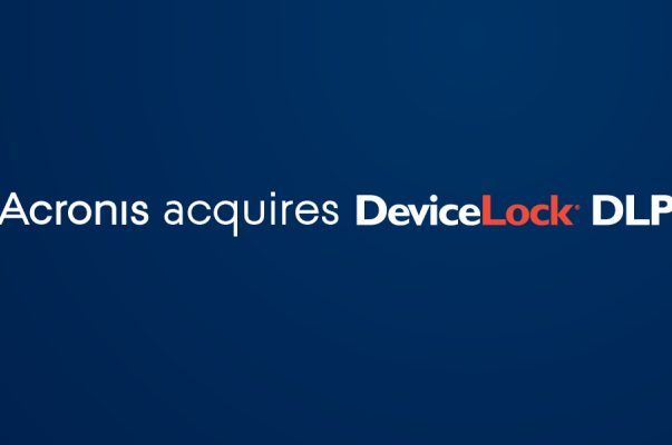 Acronis acquires Singapore based DPL software provider DeviceLock