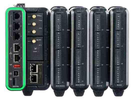 FlexEdge's modular communications sleds