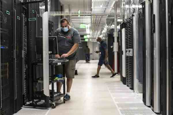 HPE opens its 5G Lab in Fort Collins, USA