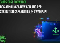 JFrog unveiled news software distribution features