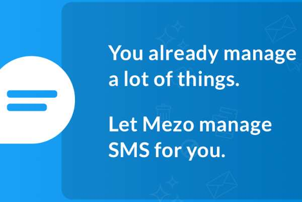 Optinno Mobitech's Mezo app helps to manage SMS securely