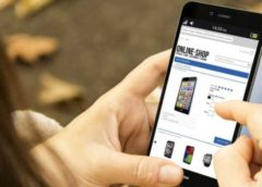 Online retail to count 28% of global smartphone sales in 2020