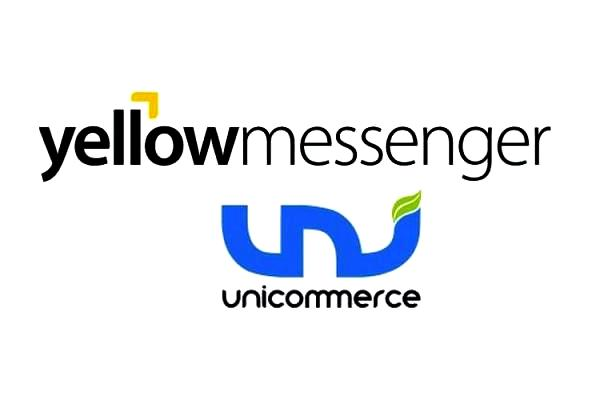 Yellow Messenger,Unicommerce to bring sales bots