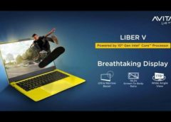 Avita launch its new Liber V14 laptop