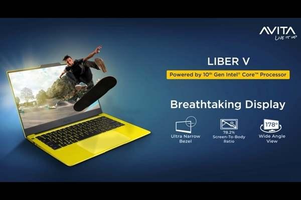 Avita launch its new Liber V14 laptop