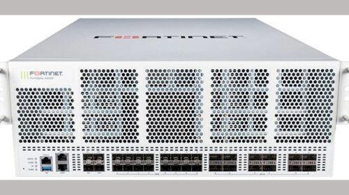 FortiGate 4400F - Fortinet's new hyperscale firewall