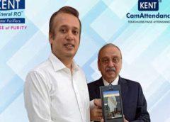 Kent Ro launch AI backed CamAttendance system
