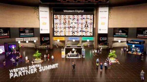 Western Digital hosts virtual meet