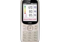 Lave Pluse - a new feature phone with sensor