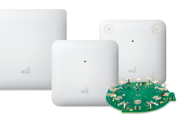 Juniper's four new wireless APs for Wi-Fi 6