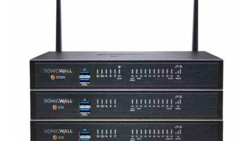 SonicWall TZ series desktop firewall to fight malware, ransomware