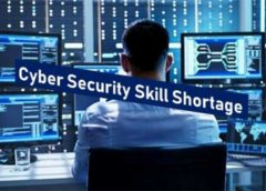 cybersecurity skill shortage