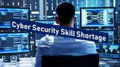 cybersecurity skill shortage