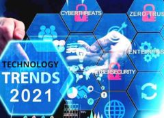 Technology Trends that will impact cybersecurity in 2021