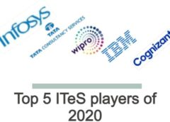 Top 5 ITeS players of 2020
