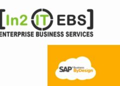 In2IT EBS partners with SAP Business ByD