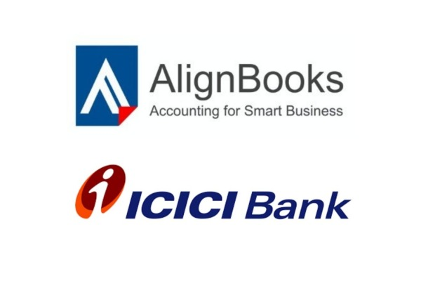 AlignBooks and ICICI Bank tie-up