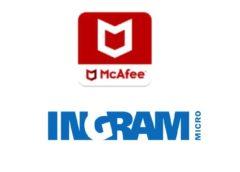 McAfee and Ingram Micro