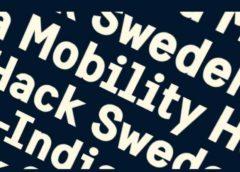 Sweden–India Mobility Hackathon