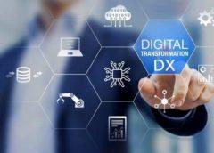 DX - digital transformation