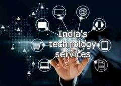 India's technology services