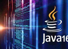 Java 16