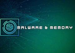 Malware in memory
