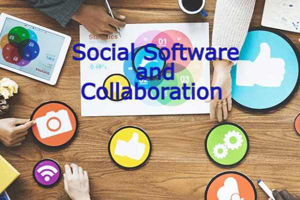 Social software and Collaboration