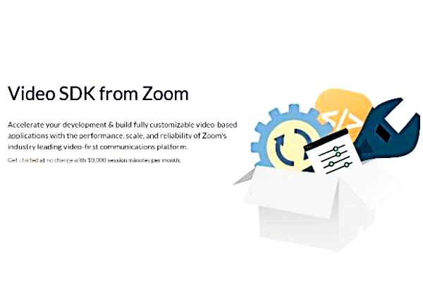 Video SDK from Zoom