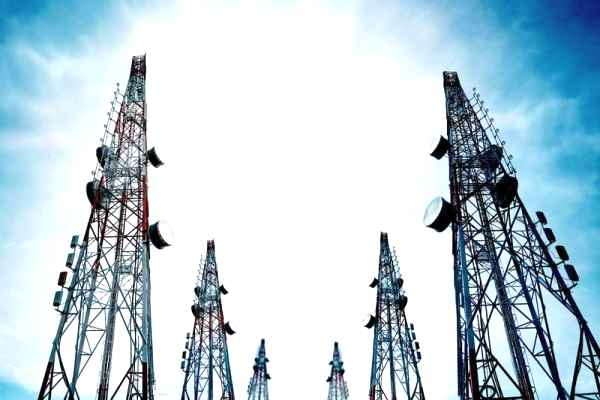Telcos towers