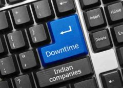 Indian companies downtime