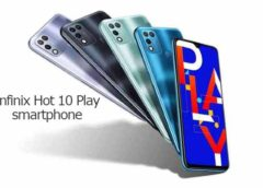 Infinix Hot 10 Play smartphone